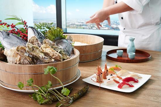 皇廷日本料理君鴻國際酒店