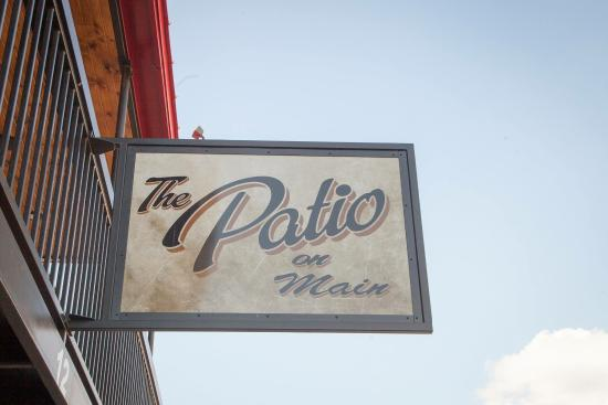 The Patio on Main