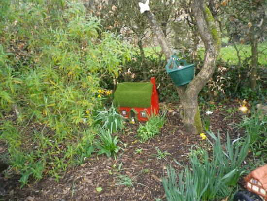 The magical fairy garden Picture of Corfe Castle Model Village