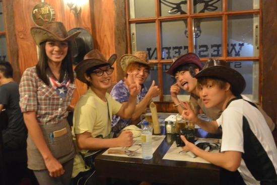 Western Steak House : lets party! 2