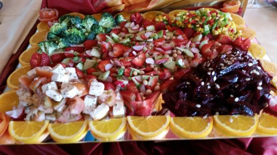 India Gate: lunchbuffet