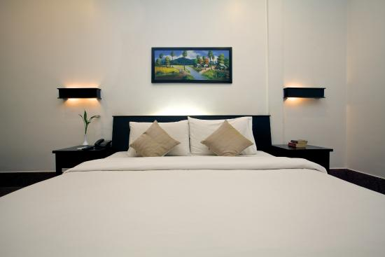 The Moon Boutique Hotel: Double room