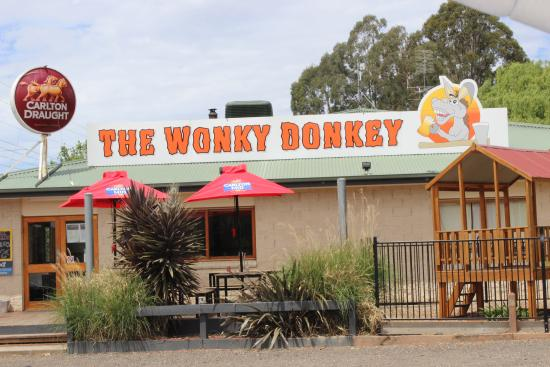 The wonky donkey at forrest restaurant reviews phone number