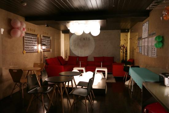 Hotel Yaja Jongno : dining area