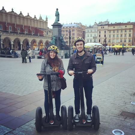 Cool Tour Company: Segway in the Main Square