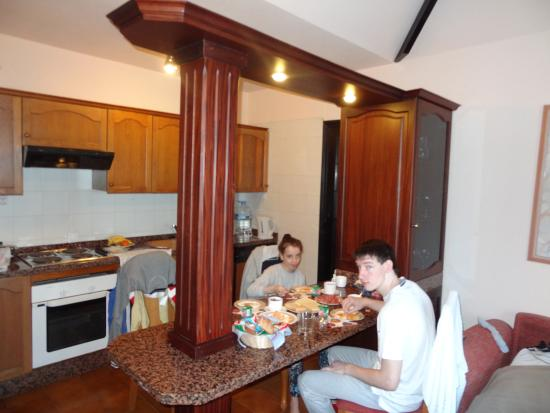 Los Cardones: аппартаменты с 1 спальней
