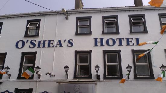 O'Shea's Hotel: Front of hotel