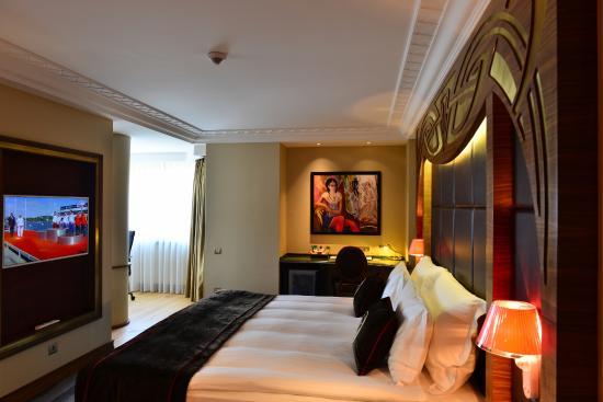 Warwick Ankara: Executive Deluxe Room