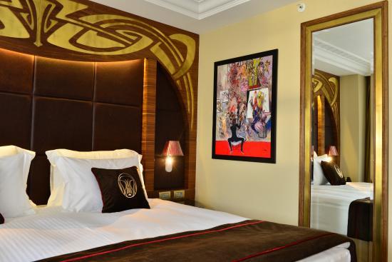 Warwick Ankara: King Room
