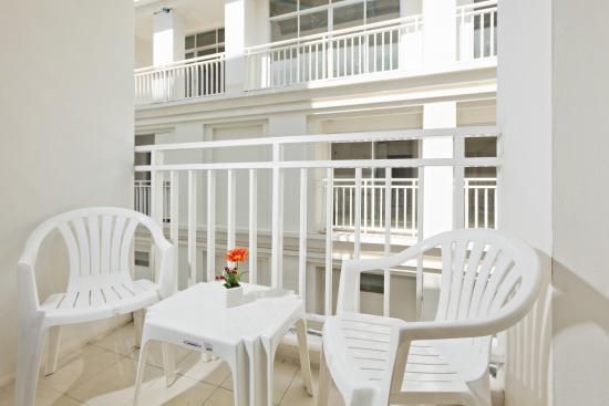 Garden Phuket Hotel: Balcony