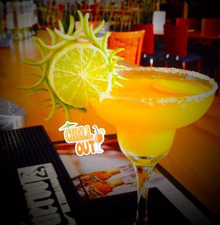 Nachos: Beat the heat with cool cool mango margarita