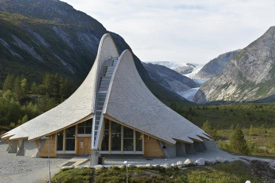 Breheimsenteret Glacier Center