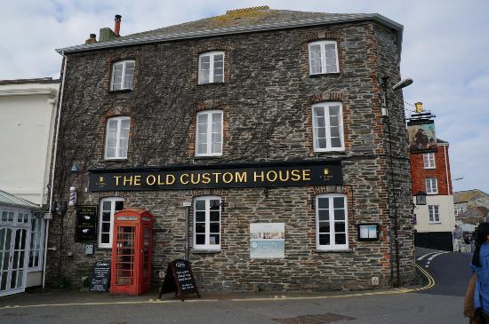 Old Custom House Inn Restaurant Padstow Foto De Old Custom House Inn Restaurant Padstow Tripadvisor