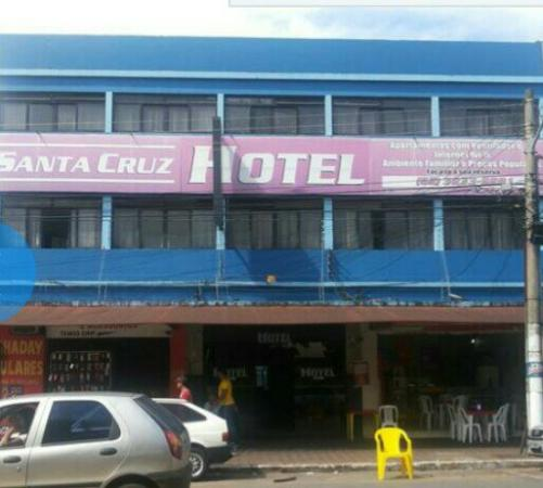 Santa Cruz Hotel