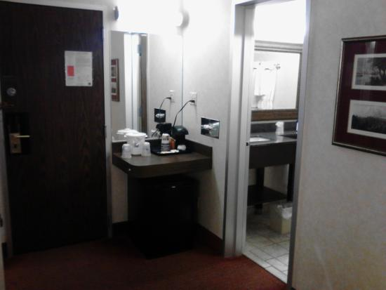 BEST WESTERN Lafayette Executive Plaza & Conference Center : Room 515