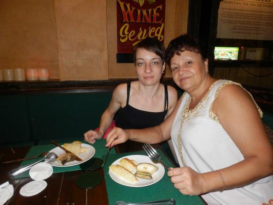 Rodizio Brazil Phuket Steakhouse : Жареные ананасы