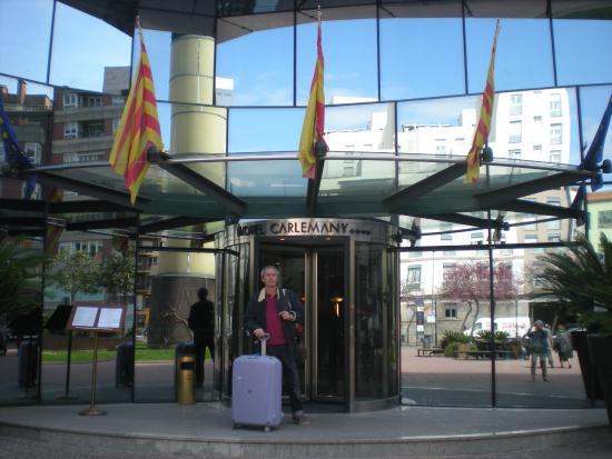 Hotel Carlemany: hotel