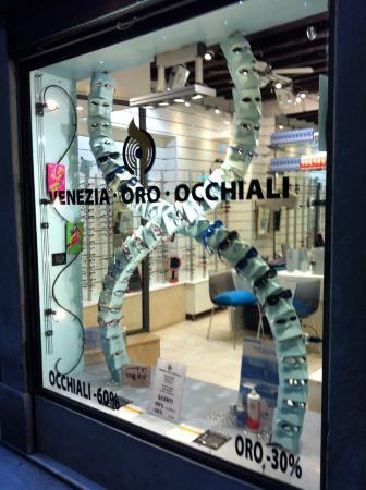 Venezia Oro & Occhiali
