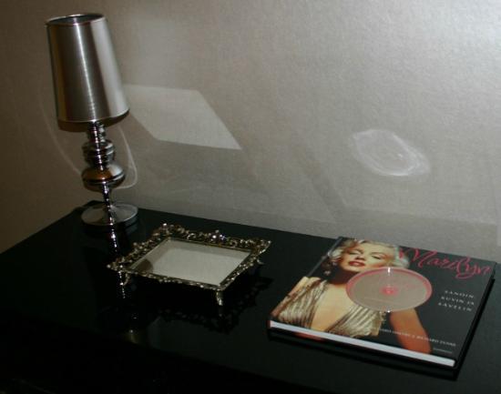 Hotelli Rantakalla: Marilyn room