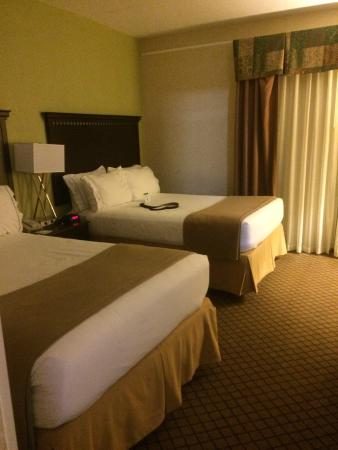 Holiday Inn Express Hotel & Suites Grand Rapids Airport : Room