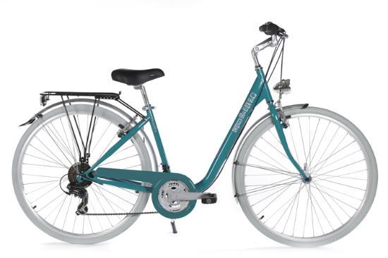 1Véloc : Vélo Hybride Cambridge