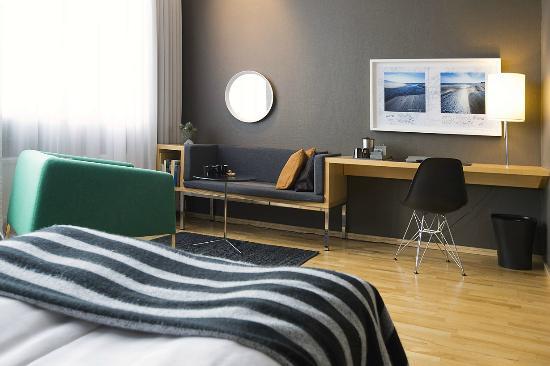 Mornington Hotel Stockholm Bromma: Gästrum