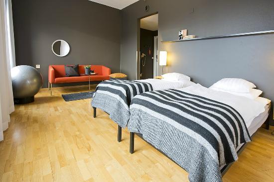 Mornington Hotel Stockholm Bromma: Twin
