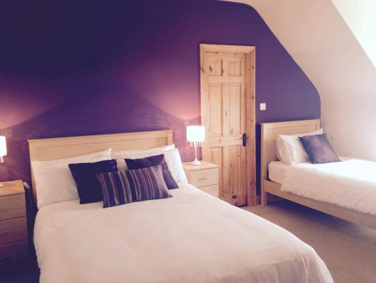 Racecourse Lodge : Treble bedroom