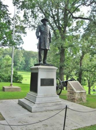 Col. William Colvill Memorial