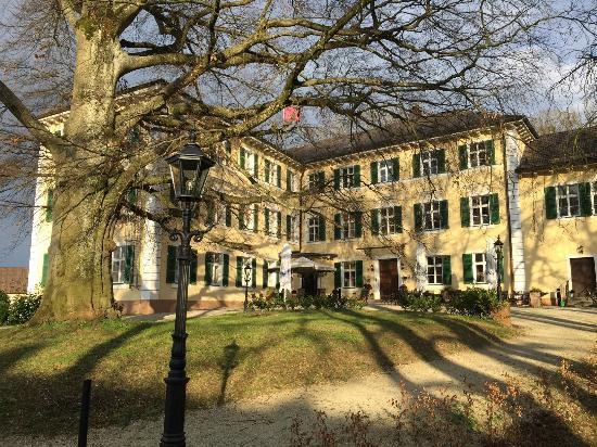 Hotel Schloss Burgellern: Schloss Burgellern