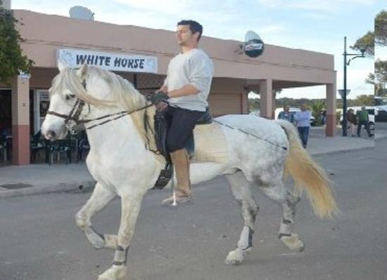 White Horse at White Horse