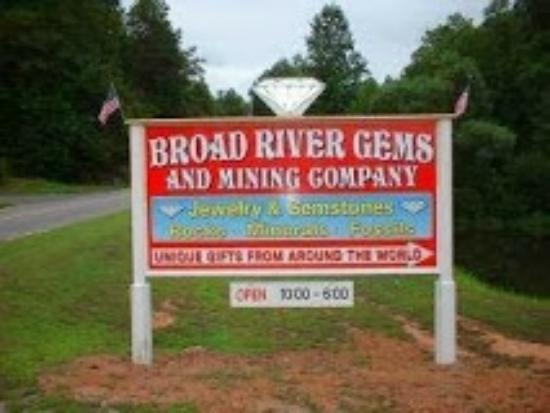 Broad River Gems & Mining Co.