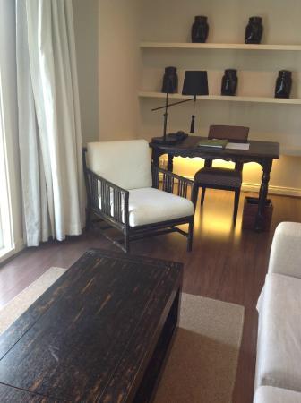 Saladaeng Colonnade: 思ったより立派な部屋