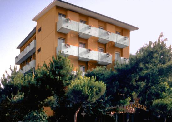 Hotel Condor: Esterno