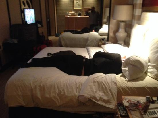 Surprise! stranger in my room, passed out! - Picture of Encore At ...