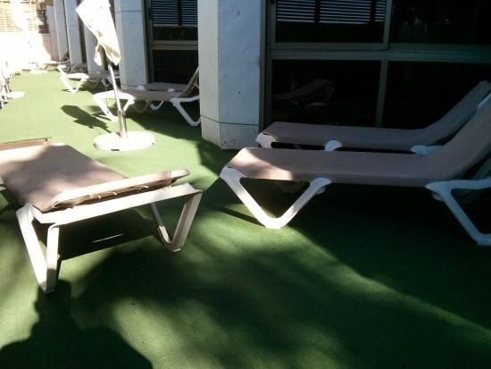 Shizen Spa Hotel : Basement stile relax