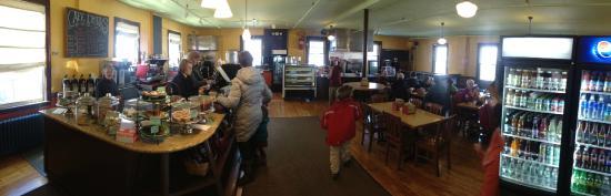 Flexit Cafe Amp Bakery Ellsworth Restaurant Reviews