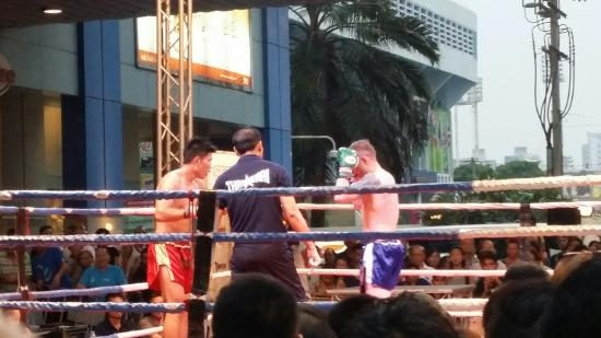MBK Fight Night