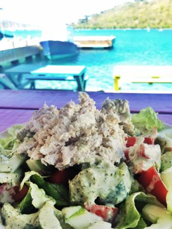 Fat Virgin's Cafe: Tuna Salad
