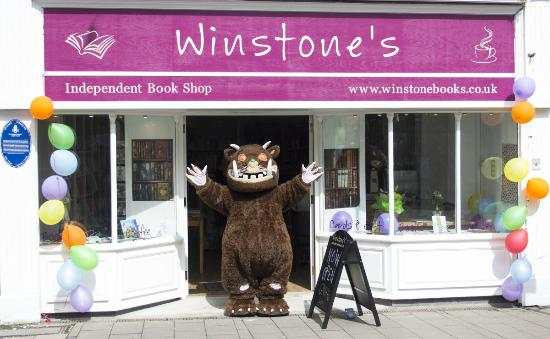‪Winstone's Independent Bookshop & Cafe‬