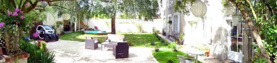 Villa Vino: VUE 360 degre MAISON D HOTES