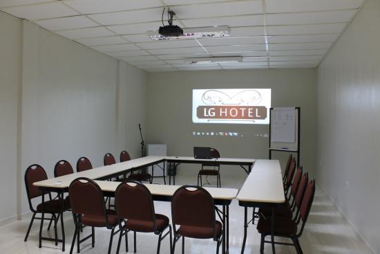 LG Hotel: Sala para pequenas reunioes!