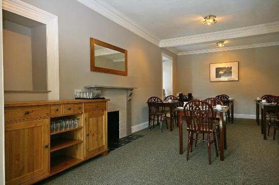 Derrybeg Bed and Breakfast: Derrybeg Dining Room