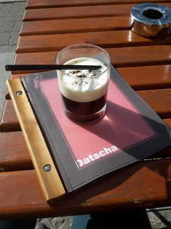 Cafe Datscha: Best white russian ever!
