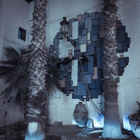 Dar El Medina : Medina Streets at Night