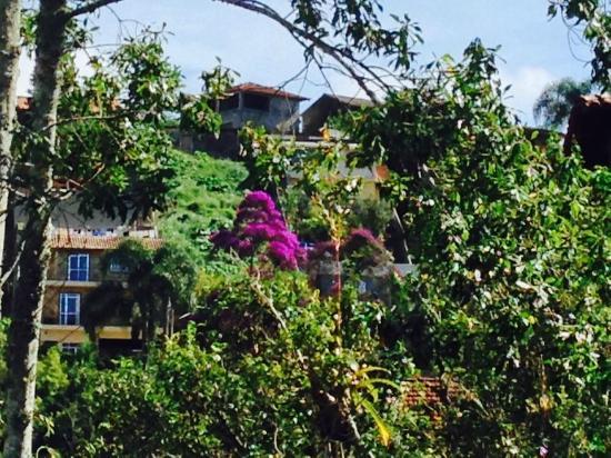 Recanto Do Lord Hostel: vista do apartamento