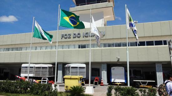 Hotel Villa Canoas: AEROPORTO DE FOZ DO IGUAÇU
