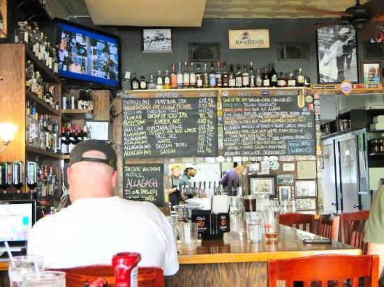 Inside Picture Of Wooden Nickel Pub Hillsborough Tripadvisor