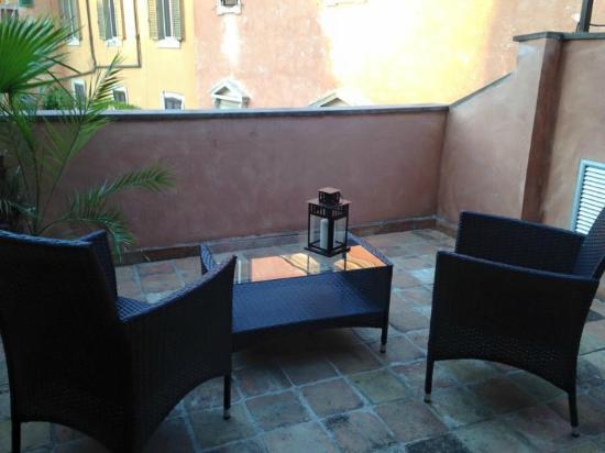 Hotel Domus Tiberina : Matrimoniale superior