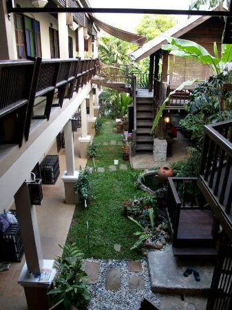 Saithong Guest House: View from room